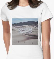 London grammar - o man o woman sleeve art - fanart Women's Fitted T-Shirt