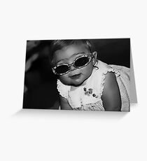 Mommies Sunglasses Greeting Card
