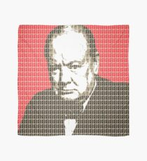 Churchill - Red Scarf