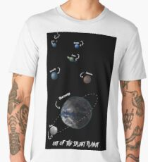 Out of the silent planet Men's Premium T-Shirt