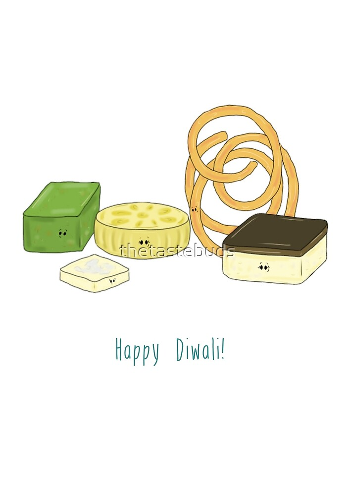 Happy Diwali! by thetastebuds