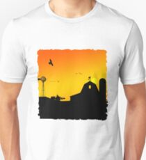 Morning on the farm T-Shirt