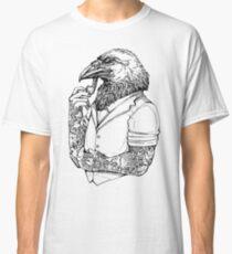 The Crow Man Classic T-Shirt