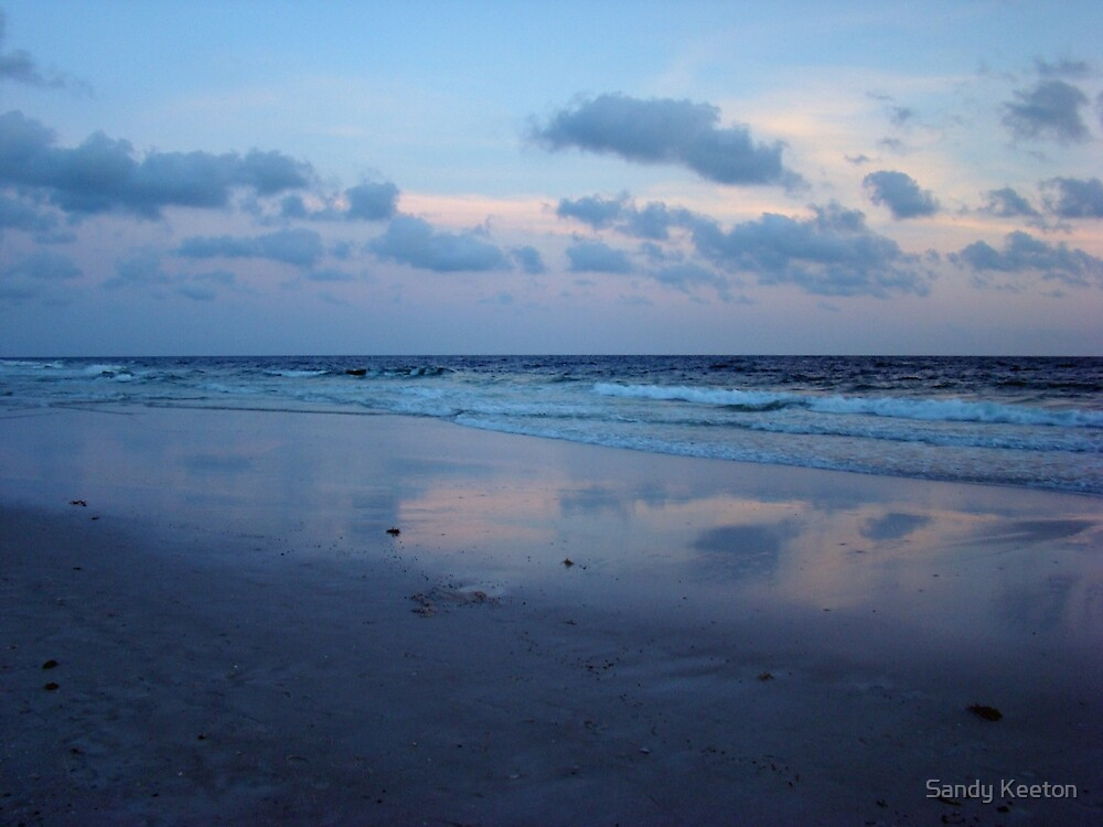 Reflections by Sandy Keeton