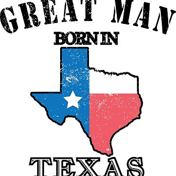 TEXAS MAN by descenly