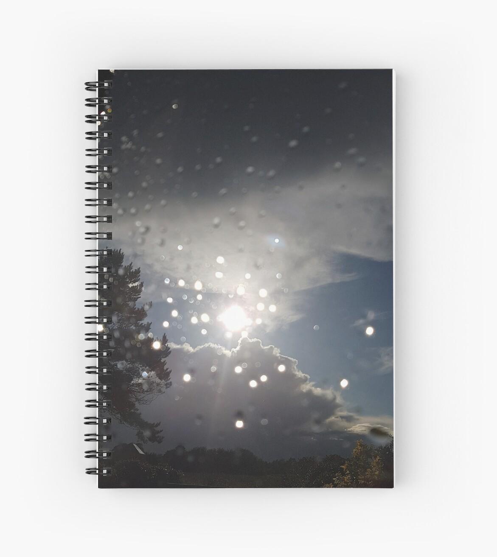 Rain and Shine  by Bluecloud184