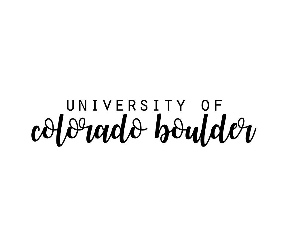 University of Colorado Boulder by mad-designs