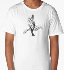 Tree Bird  Long T-Shirt