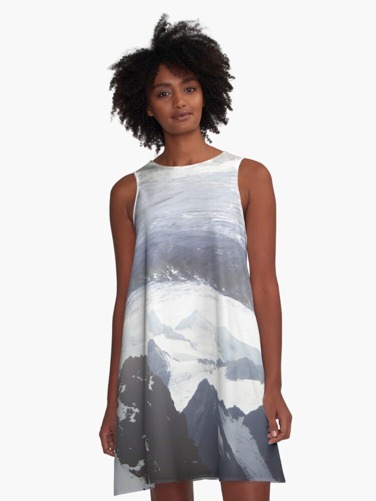 eternity A-Line Dress Front