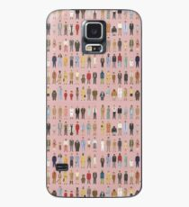 Wes Anderson Personnages Coque et skin Samsung Galaxy