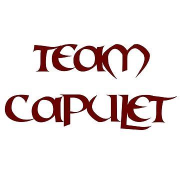 Team Capulet by olivehigham