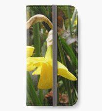 Sunshine - Yellow Daffodil iPhone Wallet/Case/Skin