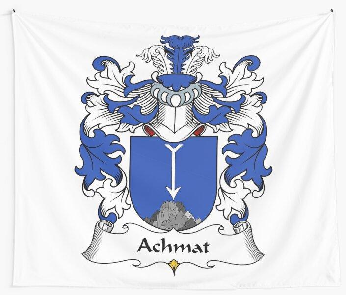 Achmat by HaroldHeraldry