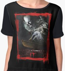 IT - Pennywise  Women's Chiffon Top
