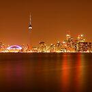 Downtown Toronto by Tim Yuan