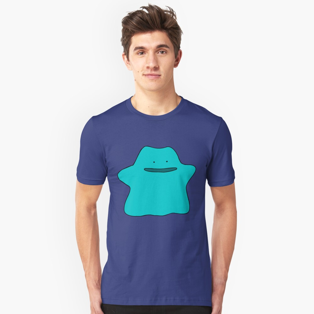 Shiny Ditto Unisex T-Shirt Front