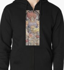 XVII - THE STAR (ZeMiaL) Zipped Hoodie