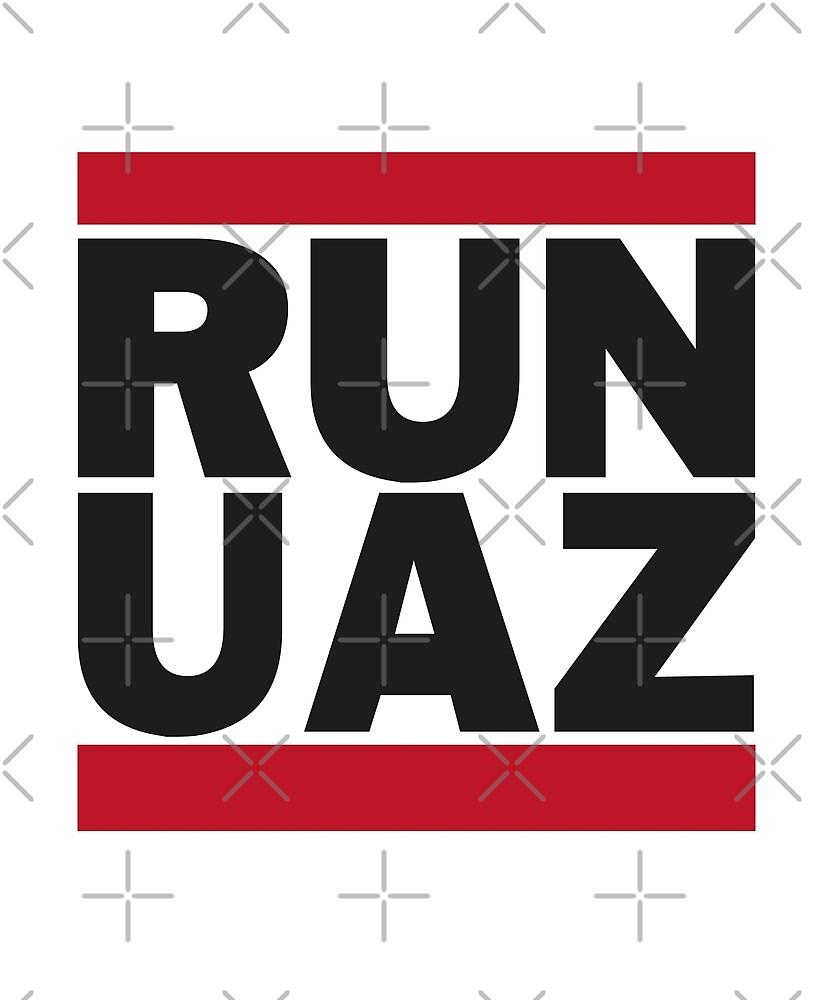 PUBG - Run UAZ by NinjaDesignInc