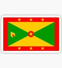 Grenada Flag  Sticker
