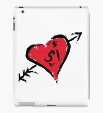 I <3 mom sailor tattoo in arabic! iPad Case/Skin