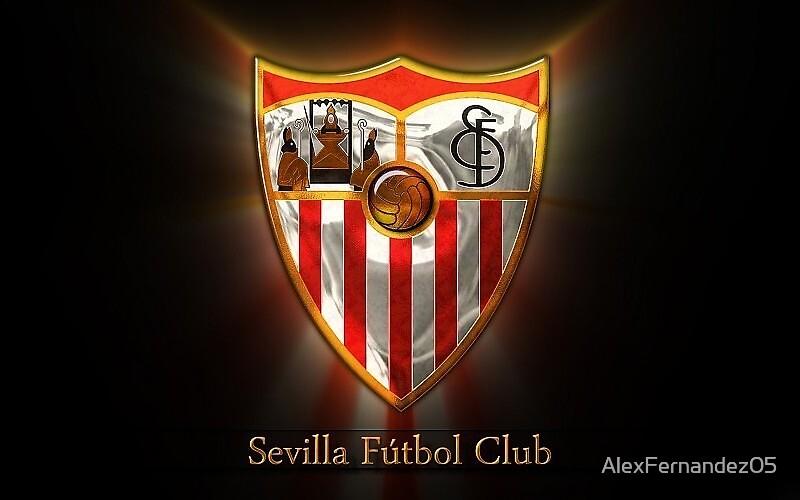 Sevilla FC white jersey by AlexFernandez05