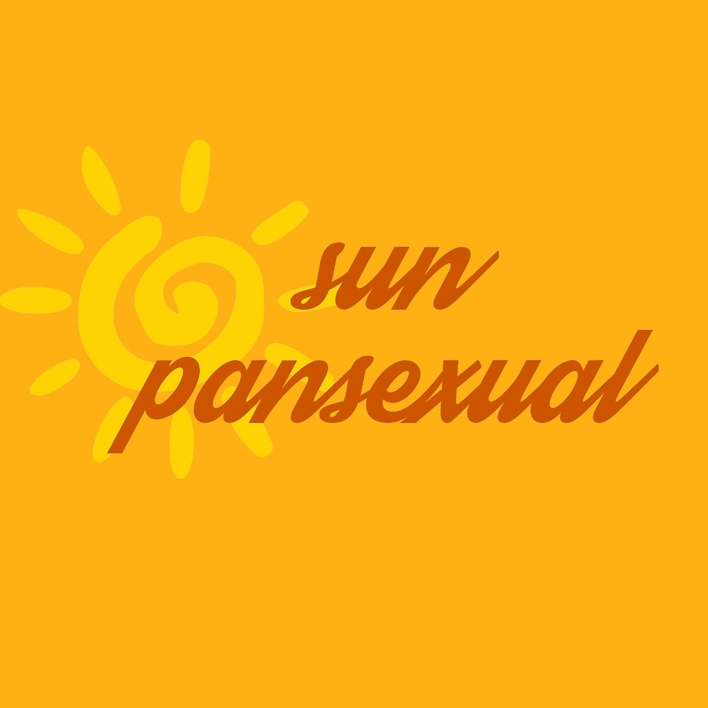 sun pansexual by butchgems