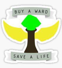 Sight Ward - League Of Legends Sticker