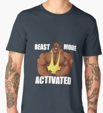 Beast Mode Activated Men's Premium T-Shirt