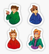 Eddsworld Sticker Pack Sticker