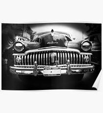 DeSoto 1950 2-Door Custom Poster