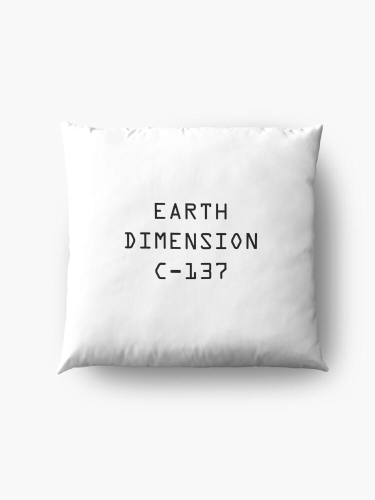 Vista alternativa de Cojines de suelo Dimensión de la Tierra C-137