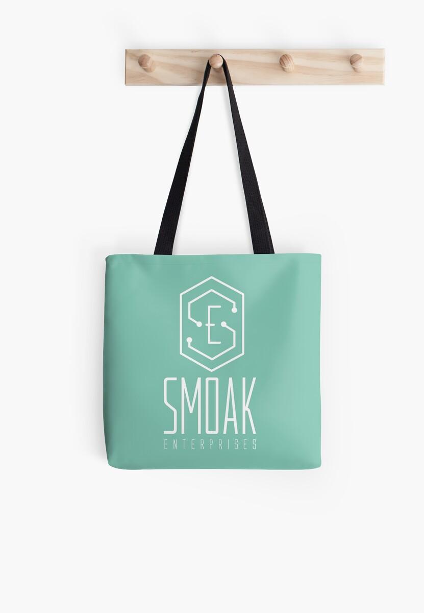 SE - Smoak Enterprises White  by OlicityUniverse