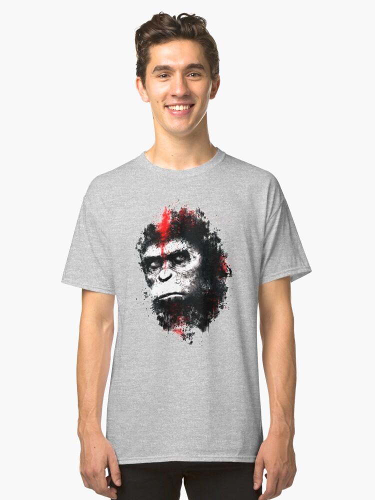 ape Classic T-Shirt Front