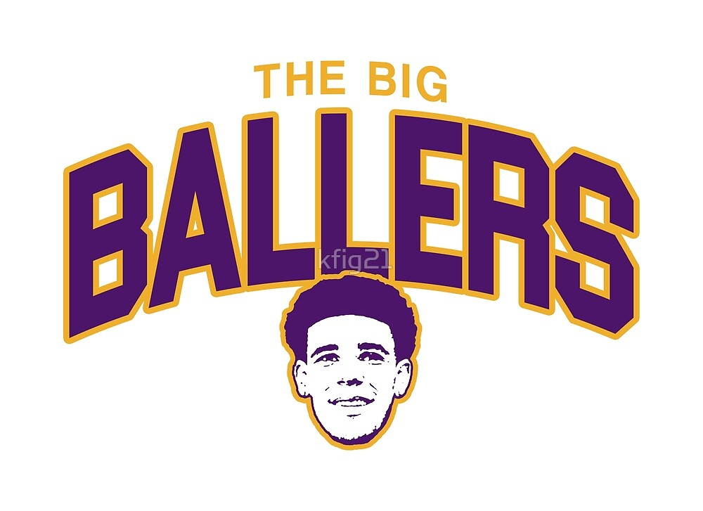 The Big Ballers - Retro 2 by SaturdayAC