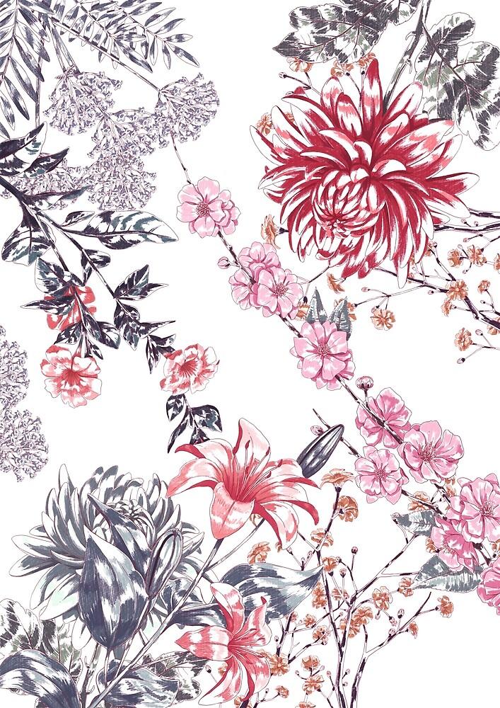 Blumen by PatouBerlin