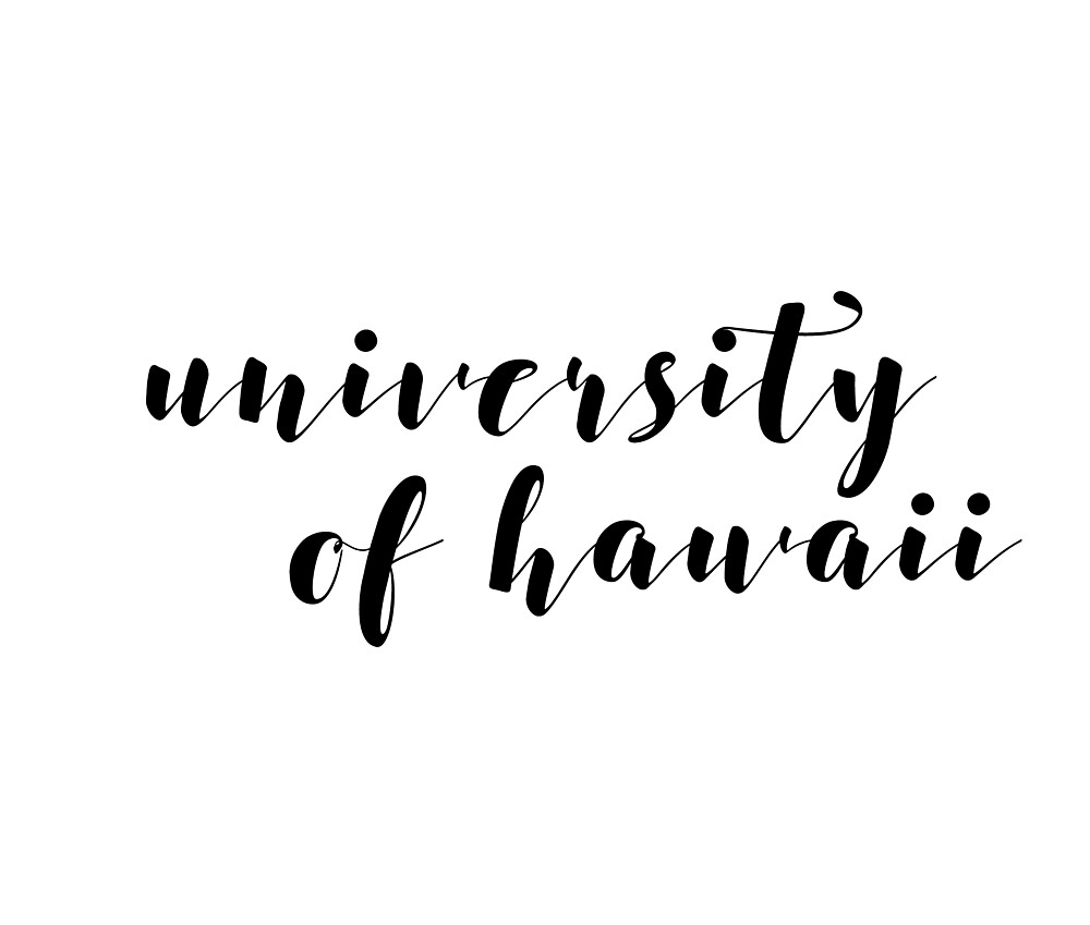 University of Hawaii by mad-designs