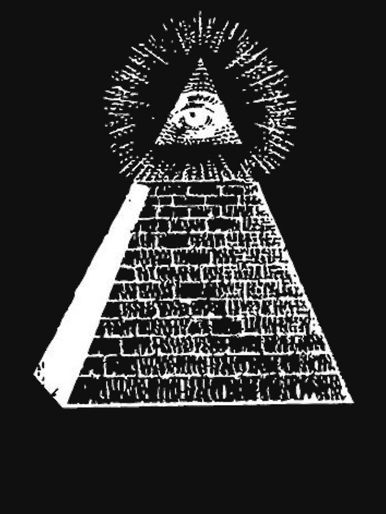 Картинка пирамида с надписями