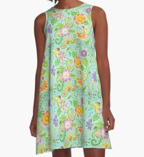 DELIGHTFUL A-Line Dress