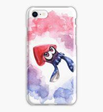 Be Proud, Squid Kid - Bi Pride Inkling iPhone Case/Skin