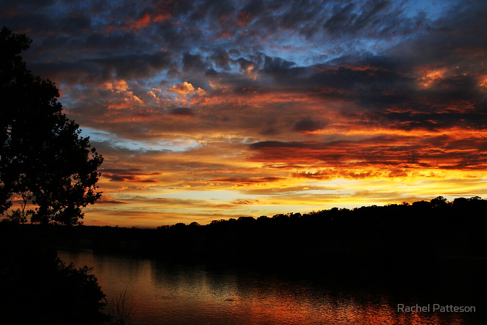 Red Sky Night by Rachel Patteson