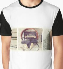 Vintage Music Graphic T-Shirt