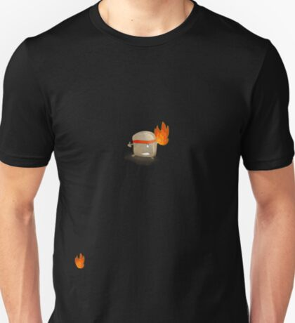 Toast Ninja - Flaming Fists?  T-Shirt
