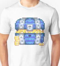 Treasure Chest - Blue T-Shirt