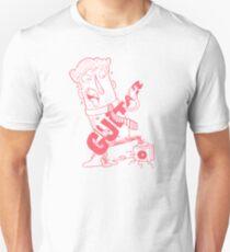 Guitar - Mr. Wordsmith Unisex T-Shirt
