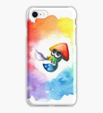 Be Proud, Squid Kid - Rainbow Pride Inkling iPhone Case/Skin