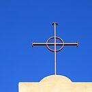 Church Cross by Henrik Lehnerer
