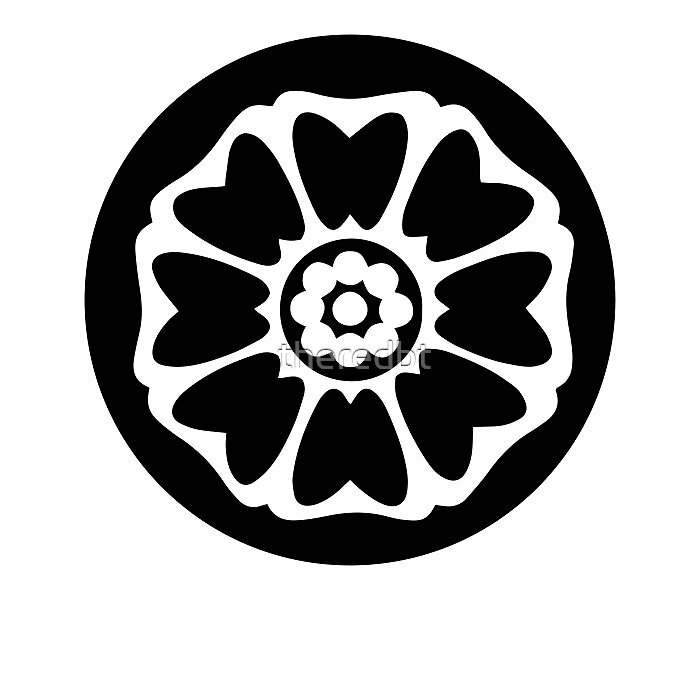 Emblem of The Order of the White Lotus by theredbt
