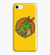 shenron-dragon ball Z iPhone Case/Skin