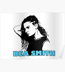 Bea Smith silhouette Poster