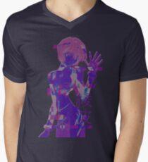 E V Λ W Λ V Ǝ R E I 2 Men's V-Neck T-Shirt